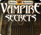 Hidden Mysteries®: Vampire Secrets Game Featured Image