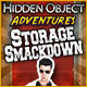 Hidden Object Adventures: Storage Smackdown Game