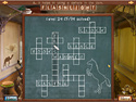 2. Hidden Object Crosswords game screenshot
