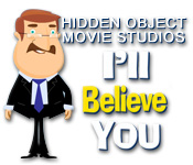 Hidden Object Movie Studios: I'll Believe You Game Featured Image