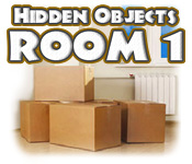 game - Hidden Object Room