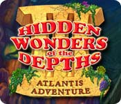 Hidden Wonders of the Depths 3: Atlantis Adventures - Mac