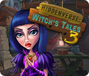 Buy PC games online, download : Hiddenverse: Witch's Tales 3