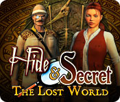 Hide and Secret: The Lost World Game Featured Image