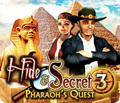 Hide& Secret 3: Pharaoh's Quest - Mac