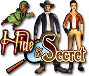 Large icon of Hide and Secret