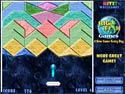in-game screenshot : Hitz! (og) - A colorful brick buster.