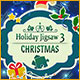 Holiday Jigsaw Christmas 3 Game