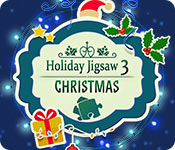 Holiday Jigsaw Christmas 3 Game Featured Image