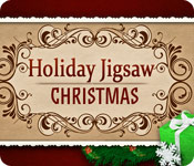 Holiday Jigsaw Christmas Game Featured Image