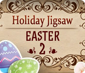 Holiday Jigsaw Easter 2 Game Featured Image