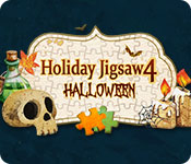Holiday Jigsaw Halloween 4 Game Featured Image