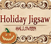 Holiday Jigsaw: Halloween Game Featured Image