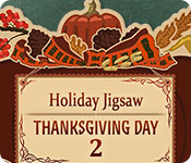 Holiday Jigsaw Thanksgiving Day 2 Game Featured Image
