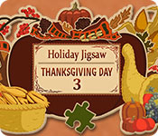 Holiday Jigsaw Thanksgiving Day 3 Game Featured Image