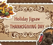 Holiday Jigsaw Thanksgiving Day Game Featured Image