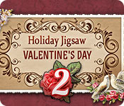 Holiday Jigsaw Valentine's Day 2 Game Featured Image