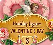 Holiday Jigsaw Valentine's Day 3 Game Featured Image