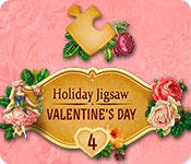 Holiday Jigsaw Valentine's Day 4 for Mac Game