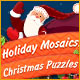 Holiday Mosaics Christmas Puzzles Game