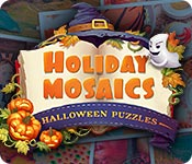 Holiday Mosaics Halloween Puzzles for Mac Game
