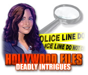 Hollywood Files: Deadly Intrigues Game Featured Image