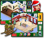 Home Sweet Home: Christmas Edition Game
