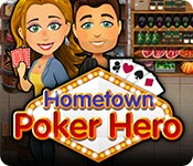 Hometown Poker Hero for Mac Game
