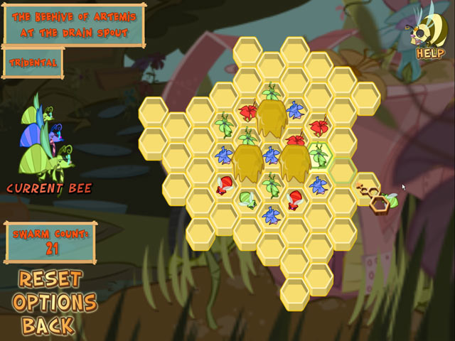Gra Honeybee Gra Bezpłatne