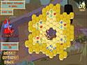 in-game screenshot : Honeybee (pc) - Help the Queen Bee!