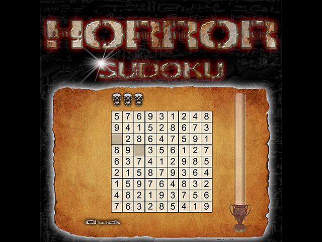 Download Horror Sudoku