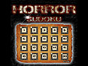 Screenshot: Horror Sudoku Game