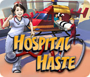 Hospital Haste Game Featured Image