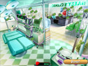 in-game screenshot : Hospital Haste (pc) - Help Sally take care of her patients!