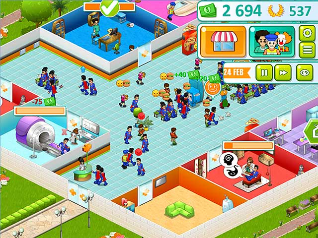Hospital manager free download full version for Big fish game manager download