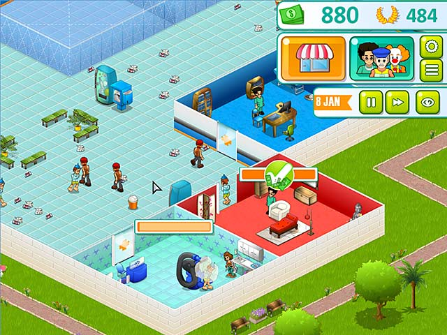 Download pc game hospital manager for Big fish game manager download