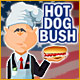 Free online games - game: Hot Dog Bush