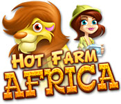 Hot Farm Africa Game Featured Image
