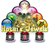 Hoteis Jewels Feature Game