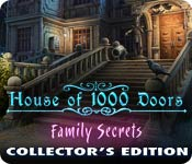 House of 1000 Doors: Family Secrets Collector's Edition Game Featured Image