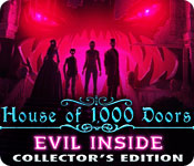 House of 1000 Doors: Evil Inside Collector's Edition Game Featured Image