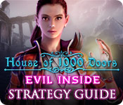 House of 1000 Doors: Evil Inside Strategy Guide Game Featured Image