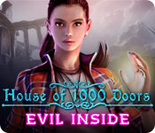 House of 1000 Doors: Evil Inside Game Featured Image