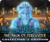 Featured image of House of 1000 Doors: The Palm of Zoroaster Collector's Edition; PC Game