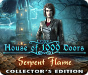 House of 1000 Doors: Serpent Flame Collector's Edition - Featured Game