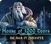 House of 1000 Doors: The Palm of Zoroaster casual game - Get House of 1000 Doors: The Palm of Zoroaster casual game Free Download