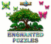 Hoyle Enchanted Puzzles Game Featured Image