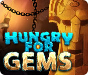 Hungry For Gems Game Featured Image