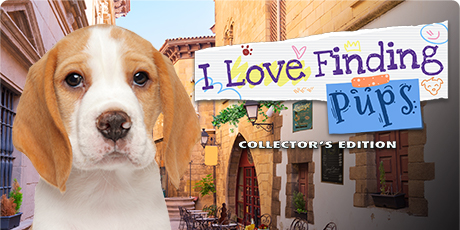 I Love Finding Pups Collector's Edition