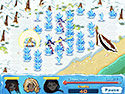 in-game screenshot : Ice Blast (pc) - Save the world from the next Ice Age!